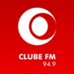 Logo da emissora Rádio Clube 94.9 FM