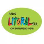 Logo da emissora Rádio Litoral Sul