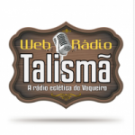Logo da emissora Web Rádio Talismã