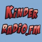 Logo da emissora Kinderradio FM