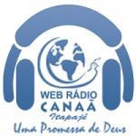 Logo da emissora Web Rádio AD Canaã Itapajé
