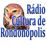 Logo da emissora Rádio Cultura De Rondonópolis
