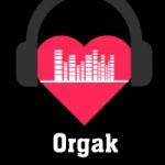 Logo da emissora Orgak