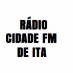 Logo da emissora Rádio Cidade FM De Ita