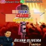Logo da emissora Radio Clube Gospel