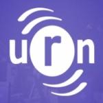 Logo da emissora Radio URN 1350 AM