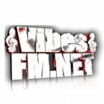 Logo da emissora Radio Vibes 93.8 FM