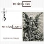 Logo da emissora Rádio Arcmig