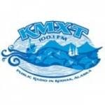 Logo da emissora KMXT 100.1 FM
