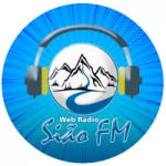 Logo da emissora Rádio Sião FM