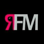 Logo da emissora Rebeldia FM