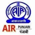 Logo da emissora AIR Punjabi 11170 SW