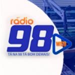 Logo da emissora Rádio 98
