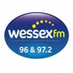 Logo da emissora Radio Wessex 96 FM