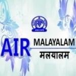 Logo da emissora Air Malayalam