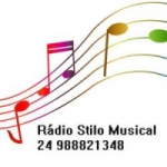 Logo da emissora Rádio Web Stilo Musical