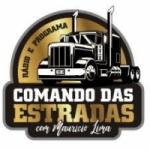 Logo da emissora Rádio Comando Das Estradas