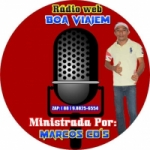 Logo da emissora Rádio Web Boa Viagem