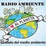 Logo da emissora Rádio Ambiente