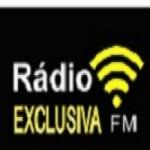 Logo da emissora Rádio Exclusiva FM