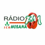 Logo da emissora Rádio Hosana FM