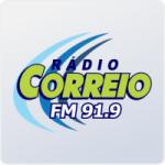 Logo da emissora Rádio Correio Delmiro 91.9 FM