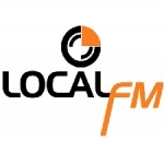 Logo da emissora Local 105.7 FM