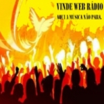 Logo da emissora Vinde Web Rádio