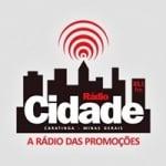 Logo da emissora Rádio Cidade 89.1 FM