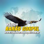 Logo da emissora Rádio Barão Gospel
