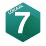 Logo da emissora Lokaal 7 107.4 FM