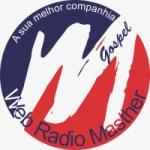 Logo da emissora Rádio Masther Gospel