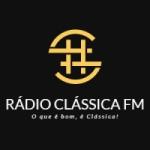Logo da emissora Rádio Clássica FM