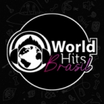 Logo da emissora Rádio World Hits BR