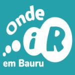 Logo da emissora Rádio Onde Ir Em Bauru