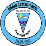 Logo da emissora Rádio Sambaqui 104.9 FM