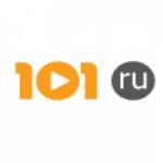 Logo da emissora Brit Pop 101 FM