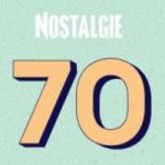Logo da emissora Radio Nostalgie 70