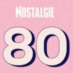 Logo da emissora Radio Nostalgie 80