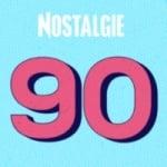 Logo da emissora Radio Nostalgie 90