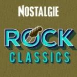 Logo da emissora Radio Nostalgie Rock Classics