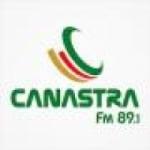 Logo da emissora Rádio Canastra 89.1 FM