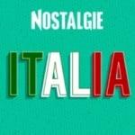 Logo da emissora Radio Nostalgie Italia