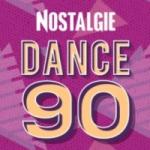 Logo da emissora Radio Nostalgie Dance 90
