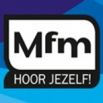 Logo da emissora Maasland FM 105.2 FM