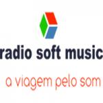 Logo da emissora Rádio Soft Music