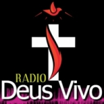 Logo da emissora Rádio Deus Vivo