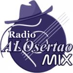 Logo da emissora Rádio Alô Sertão Mix