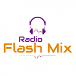Logo da emissora Rádio Flash Mix