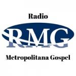 Logo da emissora Rádio Metropolitana Gospel